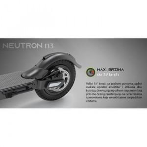 MS ENERGY e-trotinet NEUTRON N3 DARK GRAY