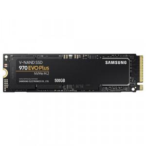 SSD M.2 500GB Samsung 970 EVO PLUS V-NAND NVMe 3500/3200MB/s, MZ-V7S500BW