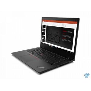 "ThinkPad L13 20R3001EYA-3YW (BLACK) Core i5-10210U (4C/8T, 1.6 / 4.2GHz, 6MB), DDR4 8GB (int), SSD 256GB PCIe NVMe 2280, 13.3"" FHD (1920x1080) LED AG IPS, Intel UHD Graphics, WLAN, BT5.0, KybSR BL, FPR, SCR, 720p Camera, 46Wh, no OS, 3YW"
