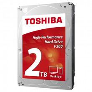 "TOSHIBA 2TB 3.5"", SATA III, 64MB, 7200rpm, P300 serija - HDWD120UZSVA"