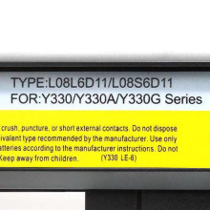 Baterija laptop Lenovo IdeaPad Y330-6 11.1V-5200mAh