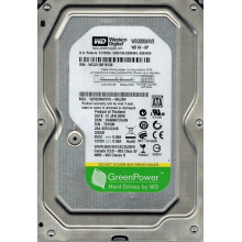 "Hard disk HDD SATA2 3.5"" 7200 WD AV-GP WD3200AVVS 320GB, 8MB"