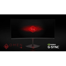 "HP LED OMEN X by HP 35 zakrivljen X3W57AAR 35"", AMVA, 3440x1440 UWQHD, 4ms"