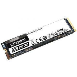 KINGSTON SSD 1TB, M.2 2280, PCIe NVMe, KC2500 Serija - SKC2500M8/1000G