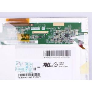 "LCD Panel 10.1"" (B101AW03) 1024x600 LED 40 pin"