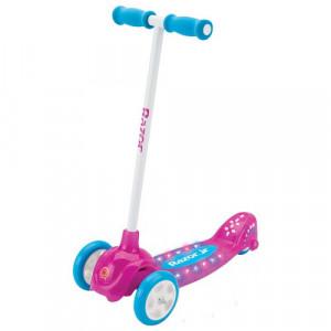 Razor Trotinet za decu Lil Pop - Belo-roze