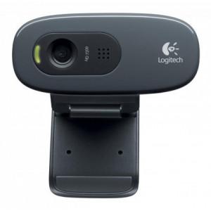 Web Camera Logitech C270, 1.3 Mpixel , HD ready video, Built-in microphone, USB 2.0, Black