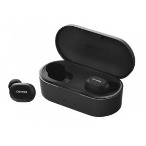CANYON TWS Bluetooth sport slušalice, sa mikrofonom, BT V5.0, RTL8763BFR, CND-