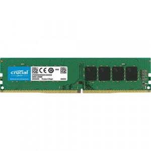 CRUCIAL 32GB DDR4 2666Mhz PC4-21300 Non-ECC UDIMM CT32G4DFD8266