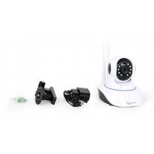 ICAM-WRHD-02 Gembird HD zicna+bezicna video nadzor IP kamera, night/day LED, SD,360, mik.+zv.