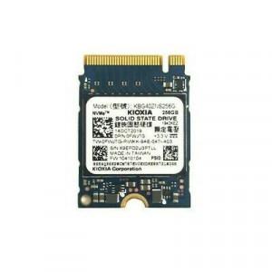 Kioxia (Toshiba) 256GB PCIe NVMe M.2 2230 30mm SSD (KBG40ZNS256G)