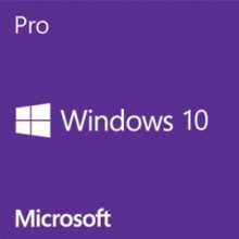 MICROSOFT Windows 10 PRO, x64, Eng Intl 1pk DSP OEI DVD, OEM, FQC-08929