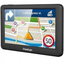 "Prestigio GeoVision 7059 (7.0"", TFT, 800х480, Win CE 6.0, CPU MSTAR 2531A 800 MHz, 128 MB RAM, 4 GB internal, FM, 1500 mAh, Dark Grey, Plastic)"