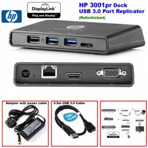 3001pr USB 3.0 Port Replicator F3S42AA