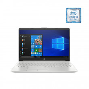 HP LAPTOP 15-DW0003NS 6LC39EAR, Intel Core I7-8565U (4.6GHZ) 15.6 HD LED 8GB SSD 512GB PCIE NVME NO ODD WIFI BLUETOOTH WEBCAM STD KBD ACA 45W BATT 3C 41 WHR - WIN10 64
