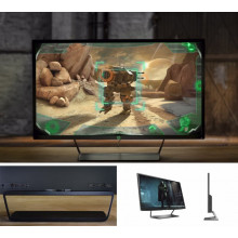 HP Pavilion Gaming 32 HDR Display 3BZ12AA VA gejmerski monitor 32""