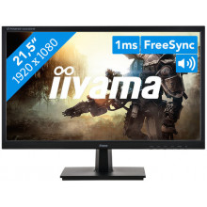 IIYAMA Gaming monitor 21.5 TN Black Hawk G-MASTER - G2230HS-B1