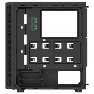 Kućište SILENTIUM Signum SG1X TG ATX/mATX/mITX/4xVent//RGB/kaljeno staklo/crna