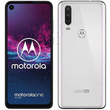 MOTOROLA One Action 4GB/128GB Pearl White (XT2013-2_PW)