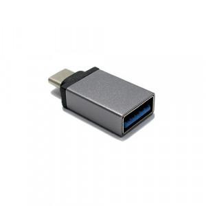 Adapter OTG Type C USB meltalni srebrni