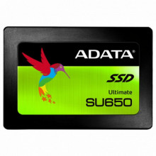 "ADATA SSD Ultimate SU650 480GB, 2.5"", SATA III - ASU650SS-480GT-C 480GB, 2.5, SATA III, do 520 MB/s"