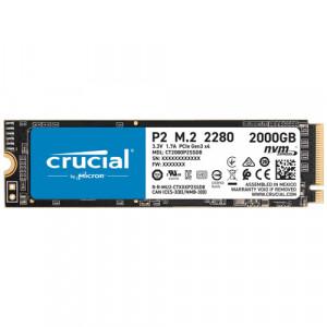 CRUCIAL SSD 2TB P2 serija CT2000P2SSD8