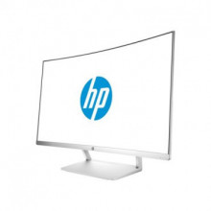 "HP LED 27 Curved Display Z4N74AAR 27"", VA, 1920 x 1080 Full HD, 5ms"