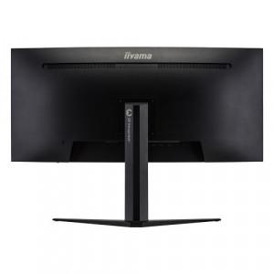 IIYAMA Gaming monitor 34 zakrivljeni G-MASTER - GB3466WQSU-B1