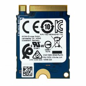 Kioxia za HP 256GB PCIe NVMe M.2 2230 30mm SSD (KBG40ZNS256G)