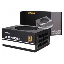 SAMA napajanje ARMOR 650W 80PLUS GOLD Modularno, ATX (PS2) , 650W, 80 Plus Gold