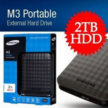 SEAGATE / MAXTOR M3 Potable HDD External M3 Portable 2TB USB 3.0