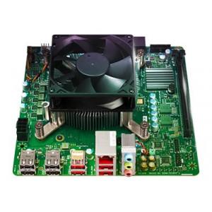 AMD Desktop Kit - Motherboard - mini ITX - AMD 4700S - AMD A77E FCH Chipset - USB 3.2 Gen 1, USB 3.2 Gen 2 - Gigabit LAN - HD Audio + 16GB DDR4
