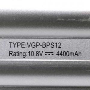 Baterija laptop Sony BPS12 11.1V-4400mAh . VGP-BPL12