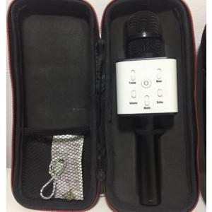 Bluetooth mikrofon Q7 HQ crni