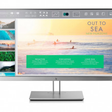 "HP Elite Display E233 23"""" 1FH46ATR VGA DP HDMI Height"