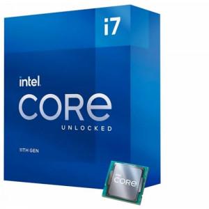 INTEL Core i7-11700K 8-Core 3.60GHz (5.00GHz) Box