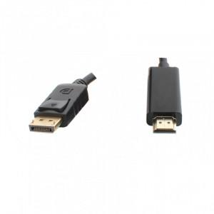 Kabl DP M na HDMI M 3m JWD-DPHDMI1