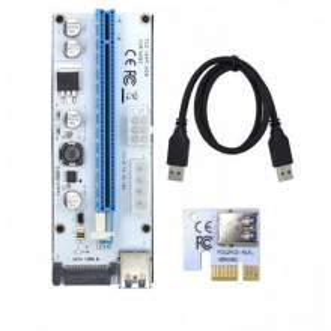MBO DOD PCI-E EXTENDER CARD VER008S