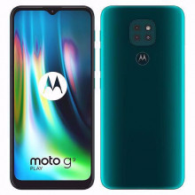 "Motorola Moto G9 Play, XT2083-3_FG, 6.5"" 1600 x720, Dual SIM,LTE, Snapdragon™ 662 8-Core, 4GB/64GB, microSD up to 512GB, Main 48MP+2MP+2MP, Front 8MP, EAN: 840023204968, NFC, Type-C, Forest Green"