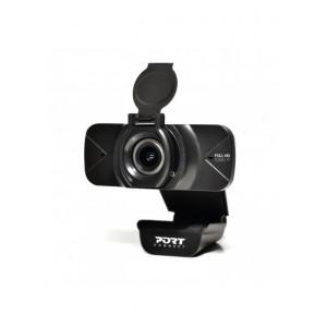 PORT DESIGNS FULL HD WEBCAM 1080 USB
