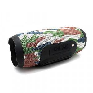 Zvucnik H3 Bluetooth army
