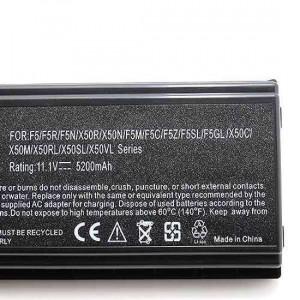 Baterija laptop Asus ASF5 11.1V-5200 mAh