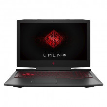"HP OMEN 15-dc1037nm 6BL57EAR, i7-8750H (2.2GHz), 15.6"" FHD LED, 16GB, SSD 256GB PCIe NVME, HDD 1TB, Nvidia GeForce RTX 2060 6GB, NO ODD, Backlit Kbd, BATT 4C - FreeDOS"