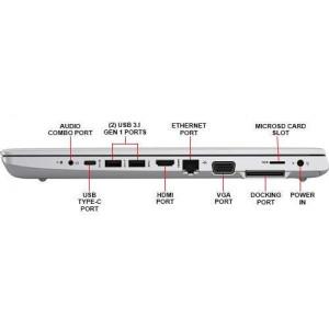 "HP ProBook 650 G4 3ZG93EAR 15.6"" FHD Intel Hexa Core i7 8850H 8GB 256GB SSD Intel UHD 630 Win10 Pro srebrni 3-cell"