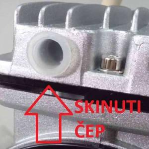 Kompresor KAISI 550-8L (220V)