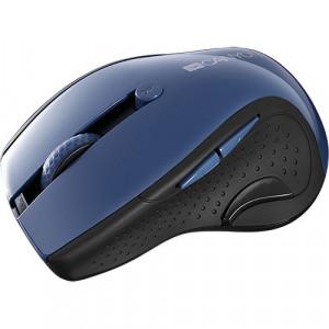 Miš USB Canyon CNS-CMSW01BL, Optical Led sensor Wireless do 1600dpi crna/plava