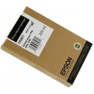 Original photo black foto crni kertridž EPSON T6061 C13T606100 Stylus PRO 4800 4880 zapremina 220 mililitara