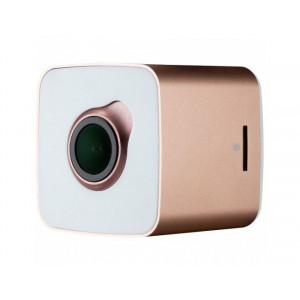 "Prestigio Roadrunner CUBE auto kamera za snimanje puta 1.5"" Full HD 2Mpx Zlatno-Bela"