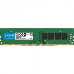 CRUCIAL 16GB DDR4-2666 UDIMM CL19 (8Gbit/16Gbit) 8QCT16G4DFRA266
