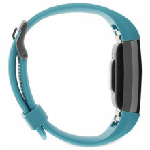 FITBIT Fitnes narukvica Charge 2 (Large) FB407STEL-EU